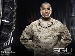Sergent 1st Class and Master Chief Ronald Grier