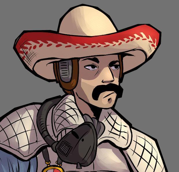 """Diego """"Papi"""" Márquez"""