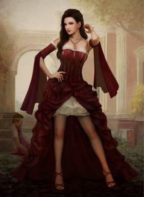 Lady Essie Hawthorn