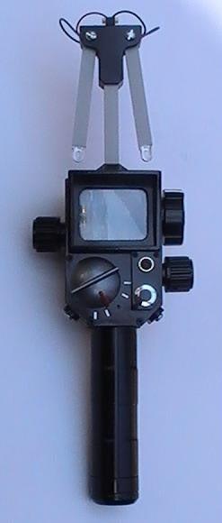 A.R.M. Anomalous Radiation Meter