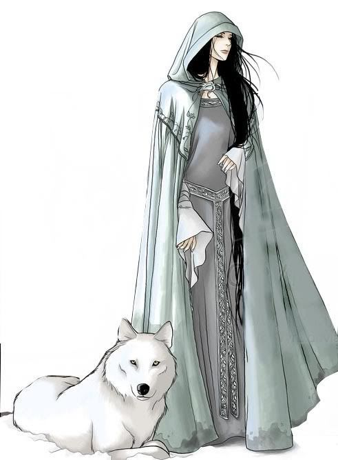Sylwia, Lady of the Wolves