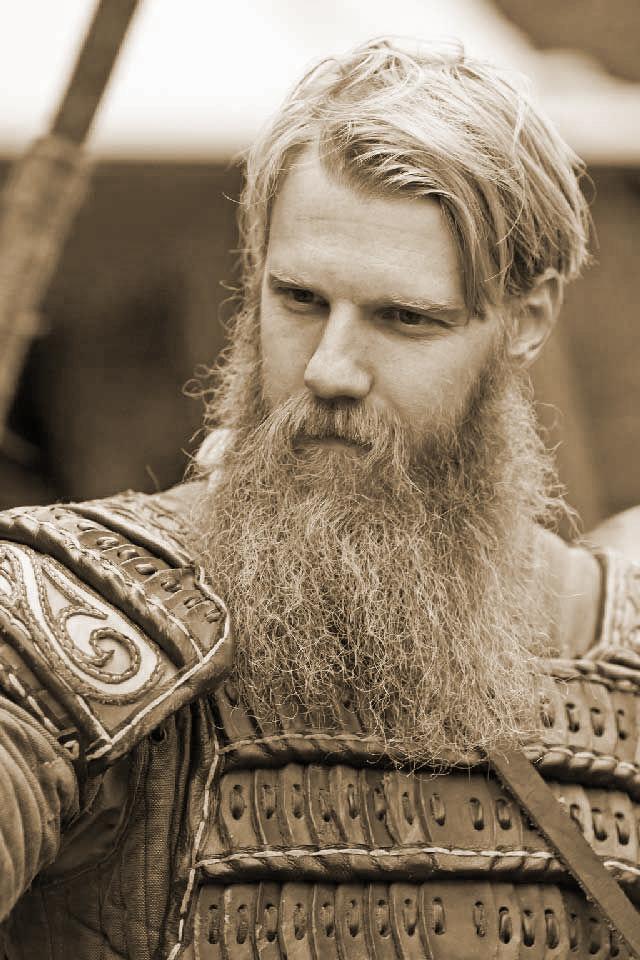 "Jonha Mawr Barf - ""The Mighty Beard"""