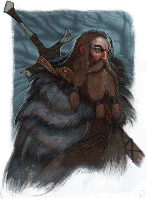 Odin Stonehammer