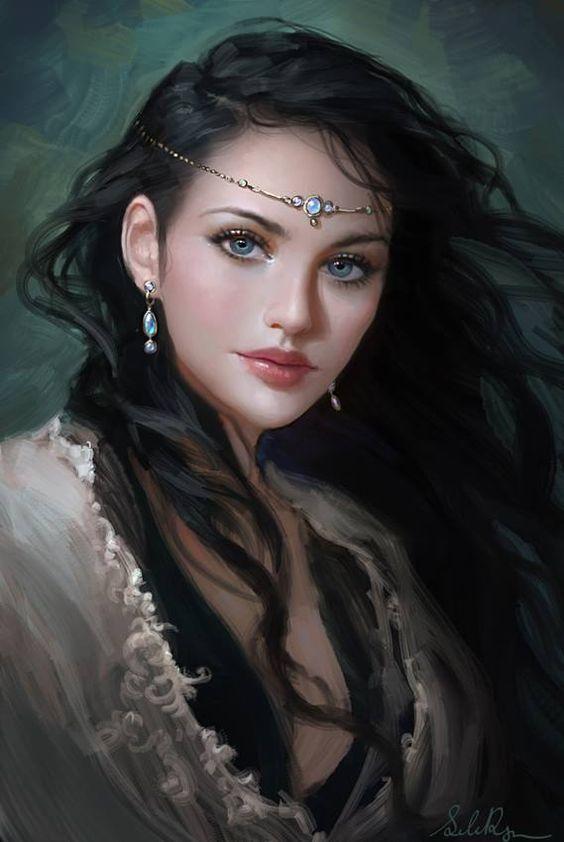 Lady Amicia Hache