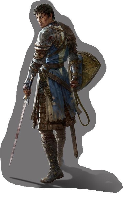 Commander Rowen Holt