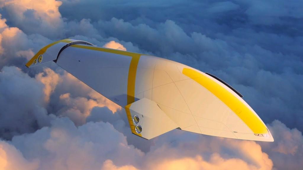 Luftshiffbau Personal Zeppelin LZP-2070