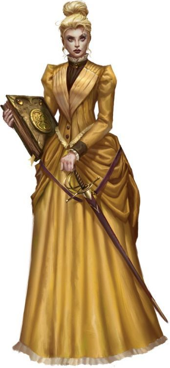 Lady Ramney