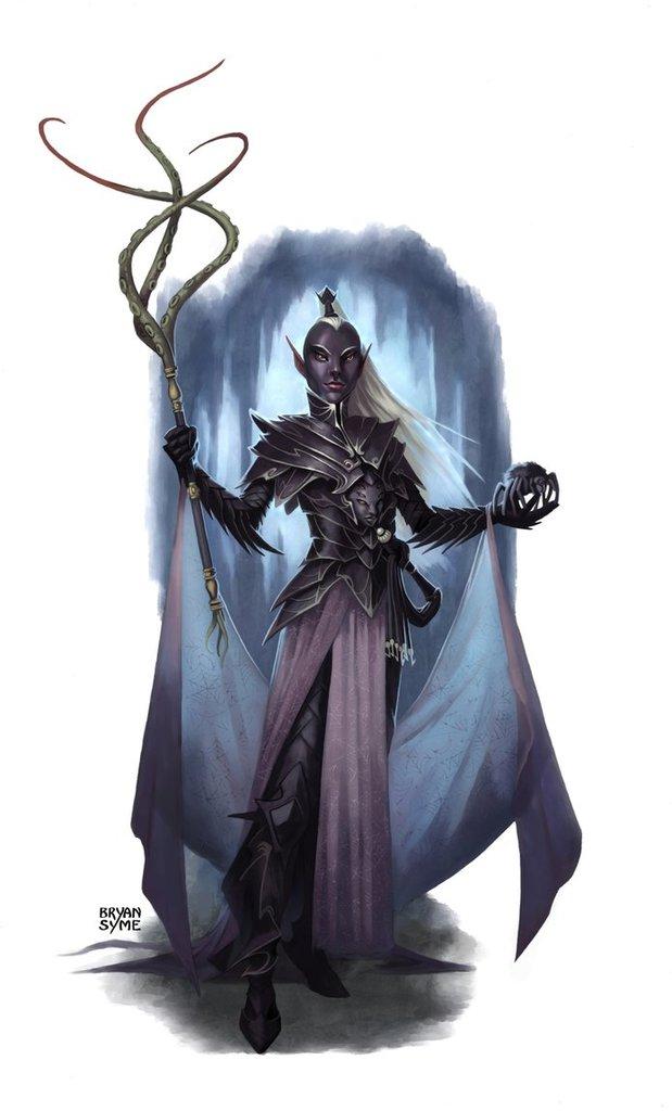Mistress Ilvara