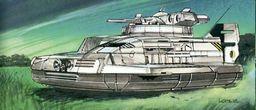 J.Edgar  Light Hover Tank
