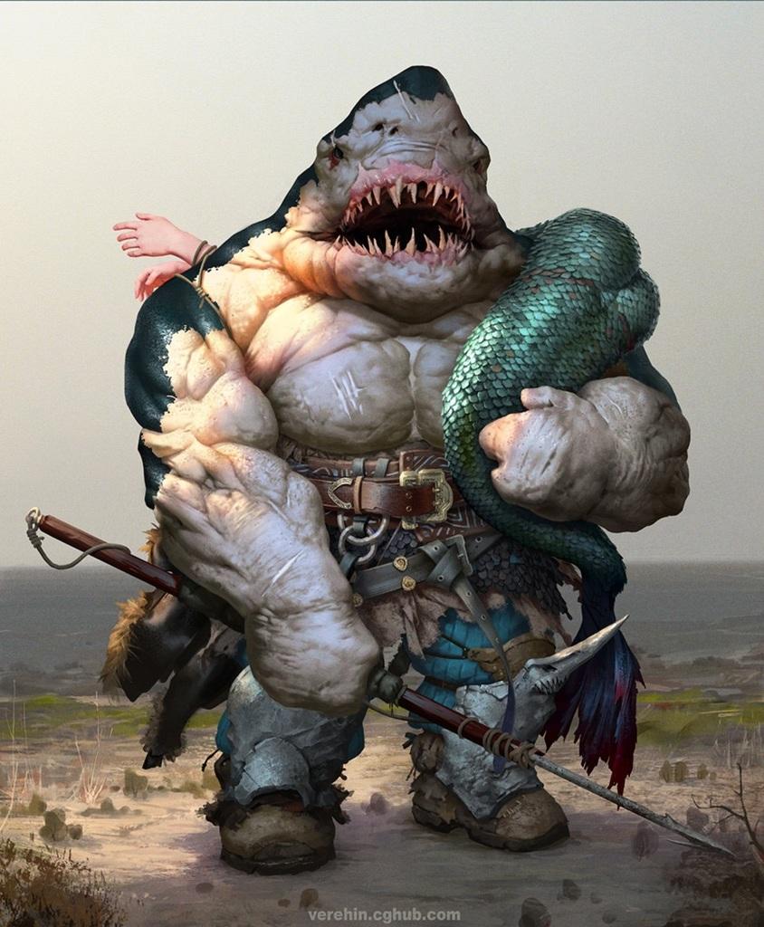Akua the Sea Maw