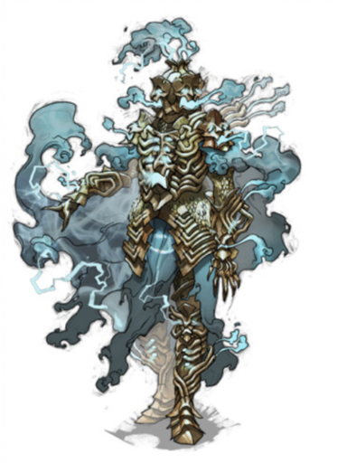 Steam Knight