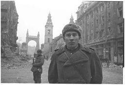 Lieutenant Sasha Volkov