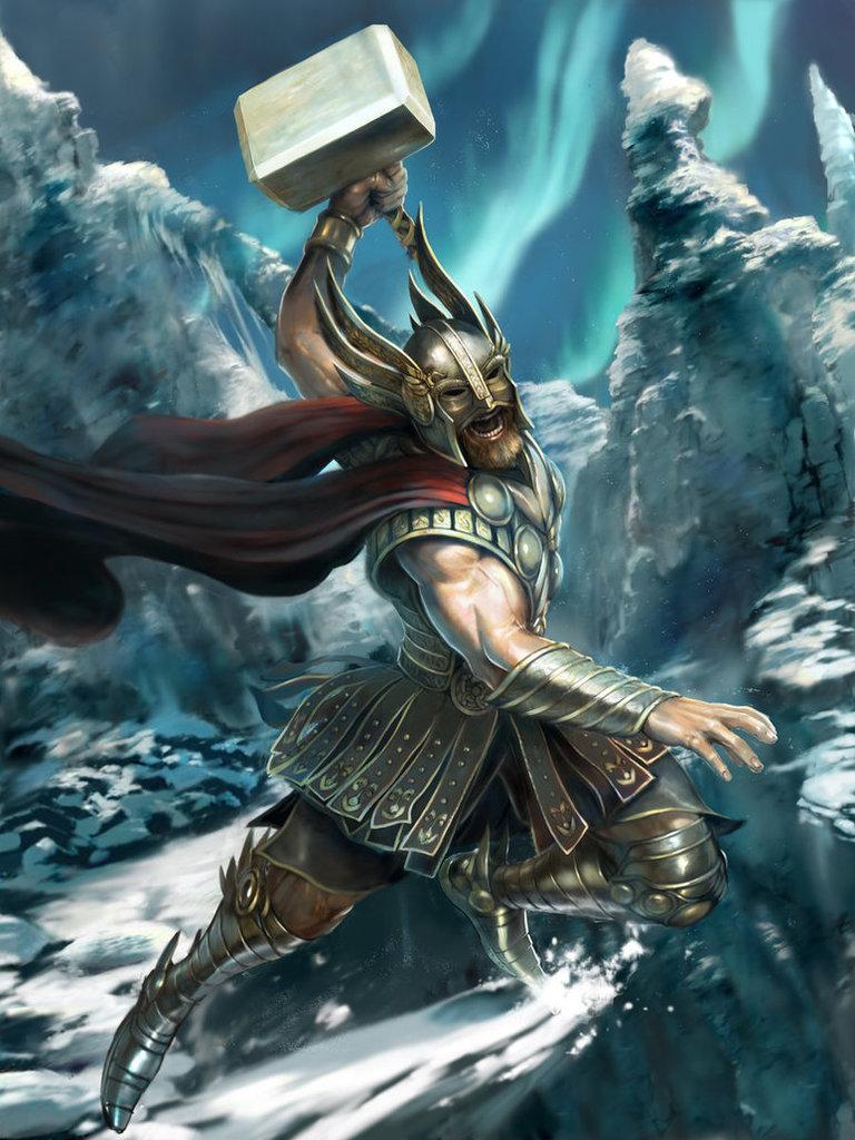 (Divinité) Thor
