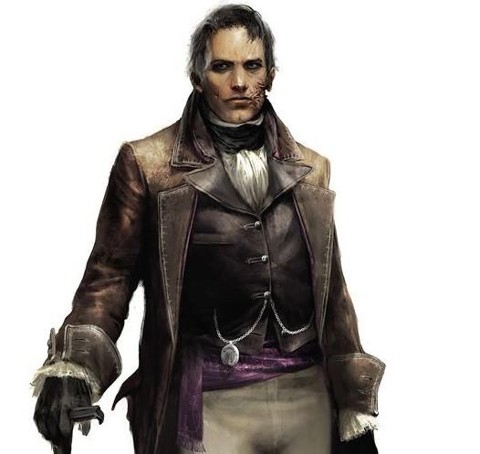 Lord Montgomery Vaine