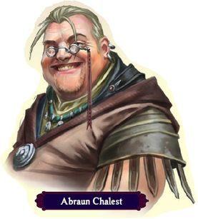 Abraun Chalest