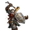 Thissag Irongut of Clan Coalhewer