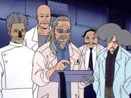Tansins Wissenschaftler