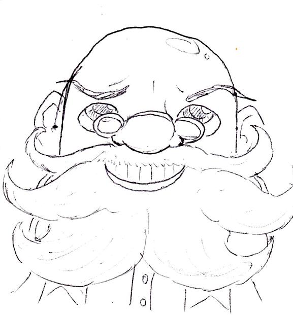 Professor Geldimbrag