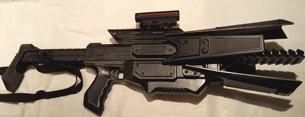 Ares Screech Sonic Rifle