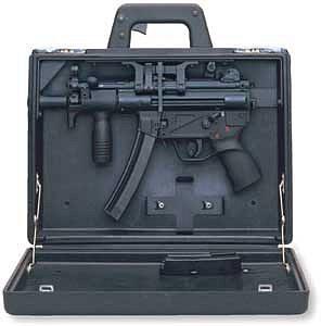 Ares Executive Bodyguard Briefcase