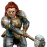 Caoimhe Warstout (played by Tal)
