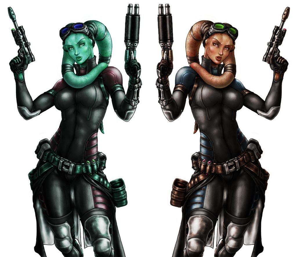 Myrka Sisters
