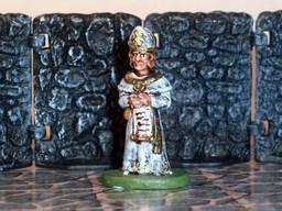 Bishop Aram Braccio