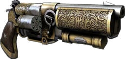 Clockwork Pistol