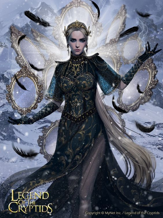 Genevieve, High Queen of Gloriana