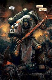 Reinhard of the Black Templars