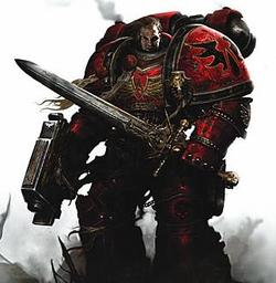 Donatos from the Blood Angels