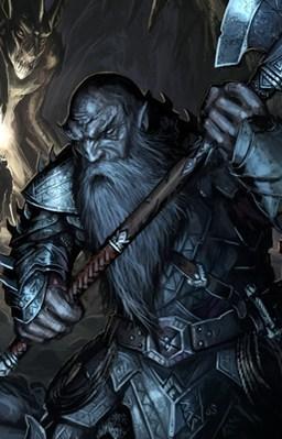 Harfik of Clan Goldbreaker