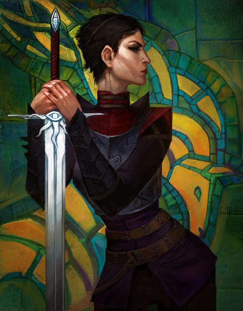 Lady Cassandra of House Behlial