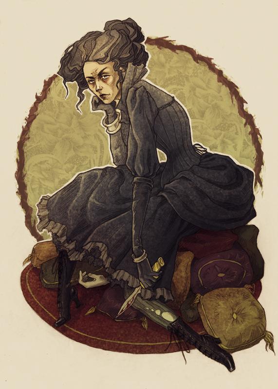 Malista the Priestess