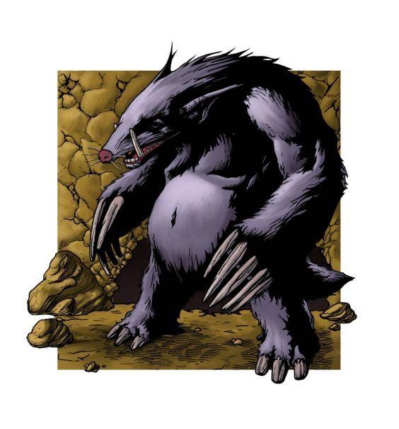 Mole Friend