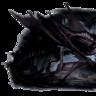 Figurine of the Grim Messenger