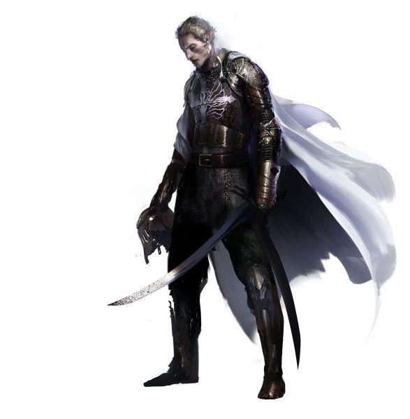 Iantorin of Ormath, Servant of Kelemvor