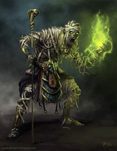 Sacred Mummy