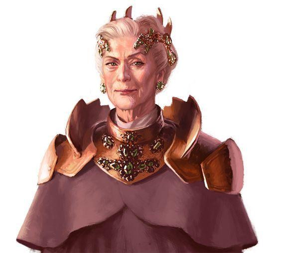 Lady Arathya