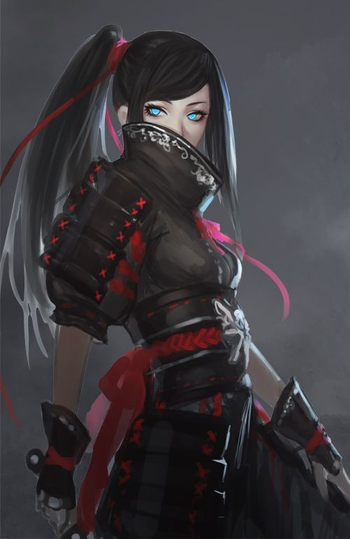 Miss Ninja/Miss Fortune (Sakura Kobayashi)