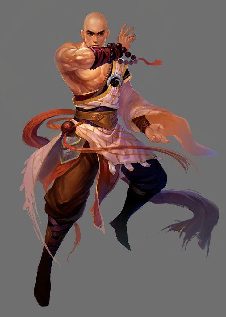 Sozin, Disciple of the Wind