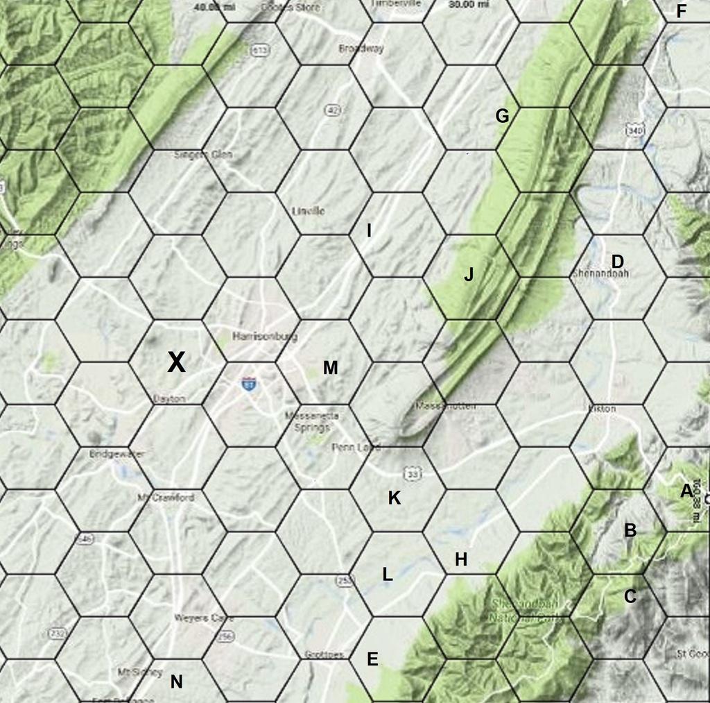 Elisha Bokken's Map