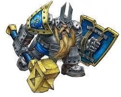 General Braddok Stormhammer