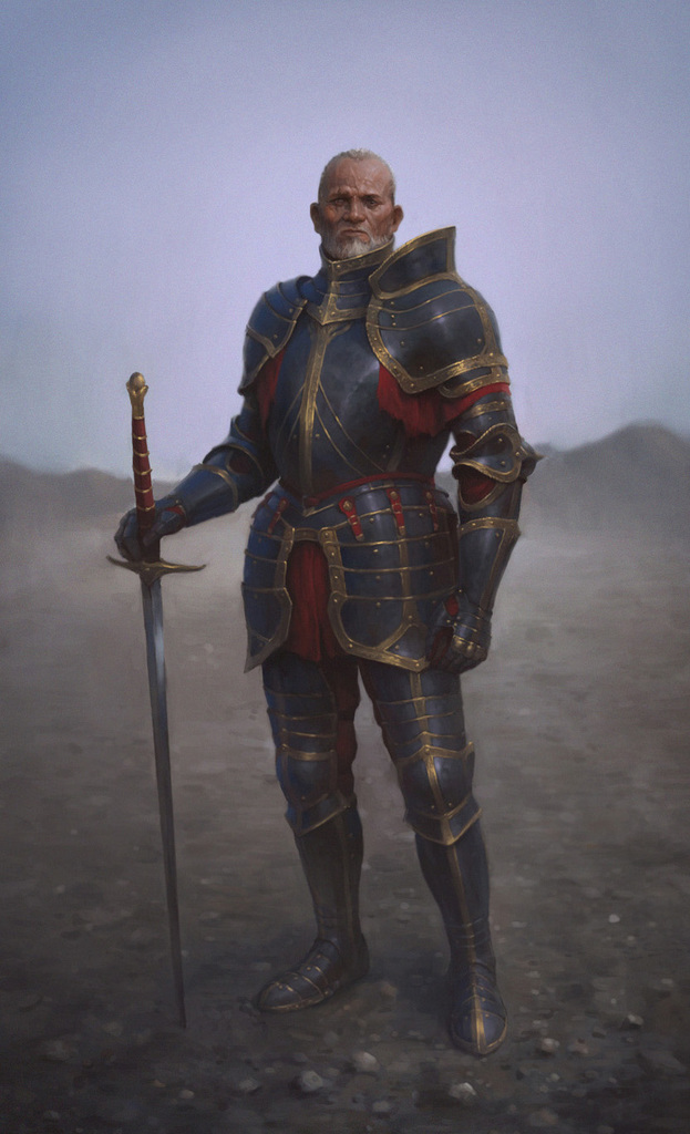 Tarth Blackwarden