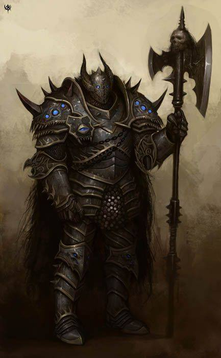 The Warlord Sathazar