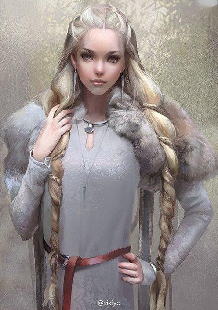 Lady Lana Tregaria