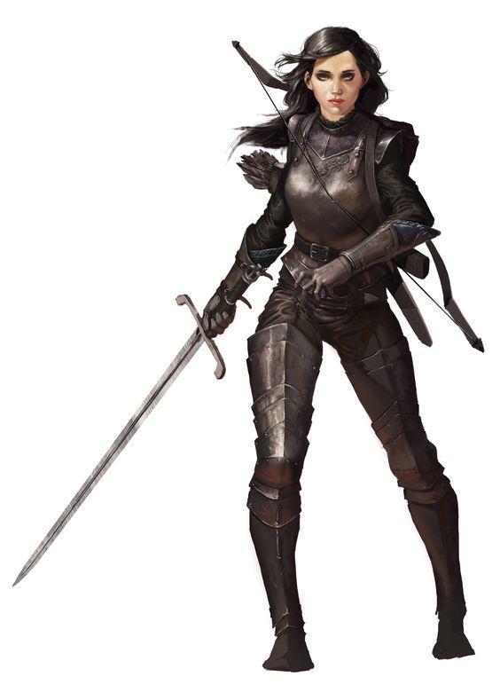 Lieutenant Hera Nosturos