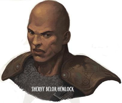 Sheriff Belor Hemlock