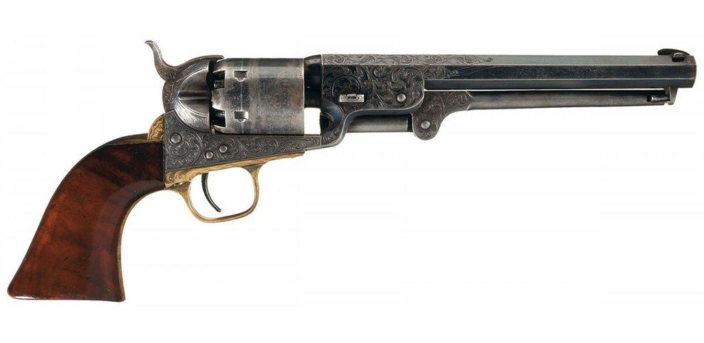 Sheriff Simons Revolver
