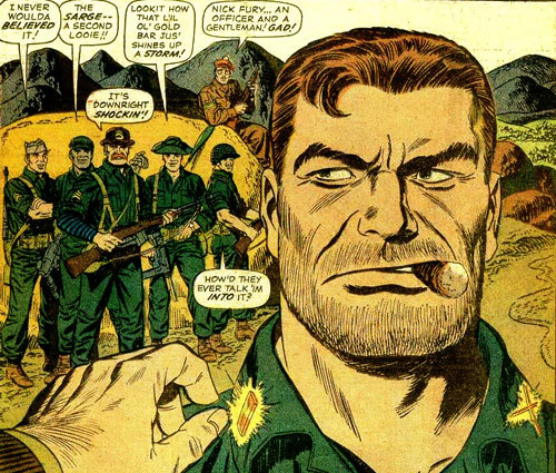 Sgt. Nick Fury